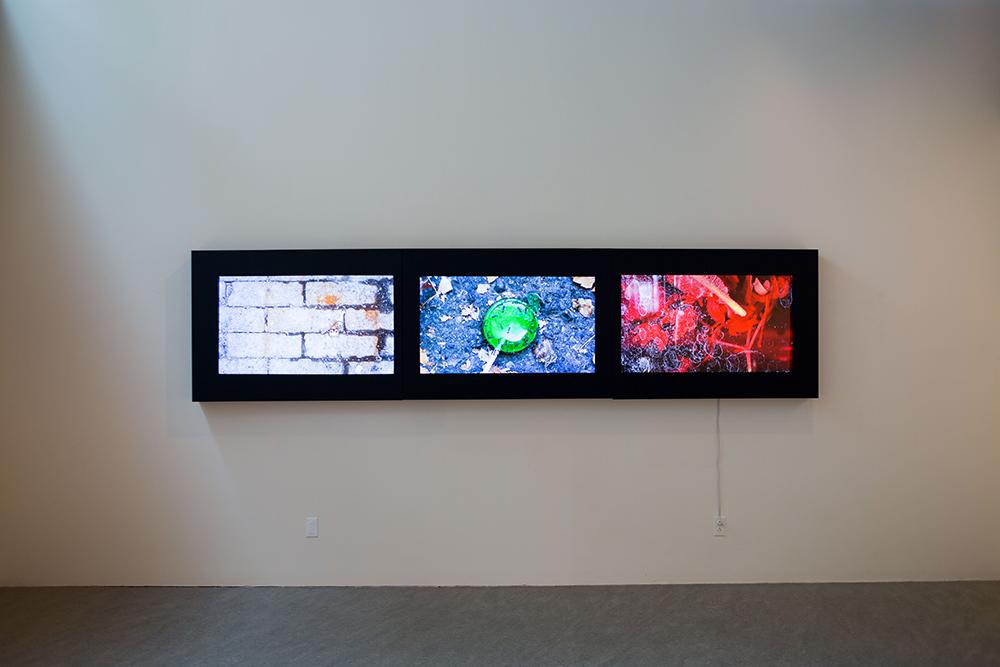 FORCE FRAGILE par Mélissa Longpré, au Centre d'artistes Vaste et Vague, 2019