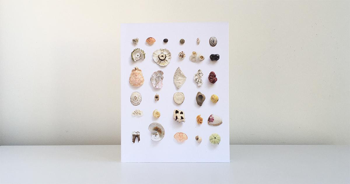 Livre Aux embouchures, 2020. © Mélissa Longpré