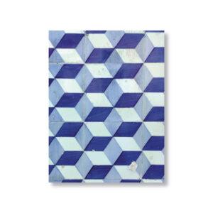 Livre Azulejos ©Mélissa Longpré 2021